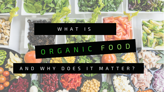Mandala Organic - What is Organic Food