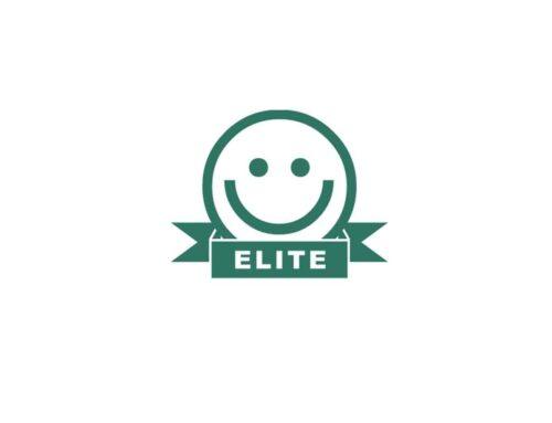 Så fik vi en Elite Smiley